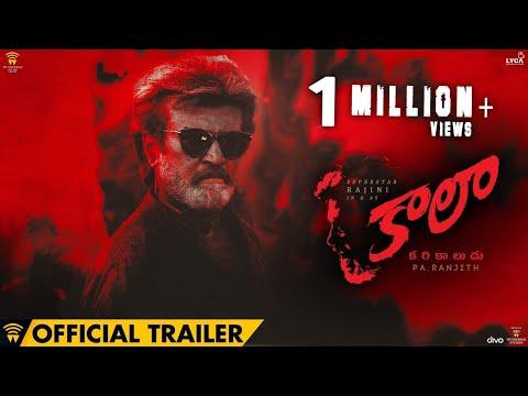 Kaala (Telugu) - Official Trailer | Rajinikanth | Pa Ranjith | Dhanush | Santhosh Narayanan