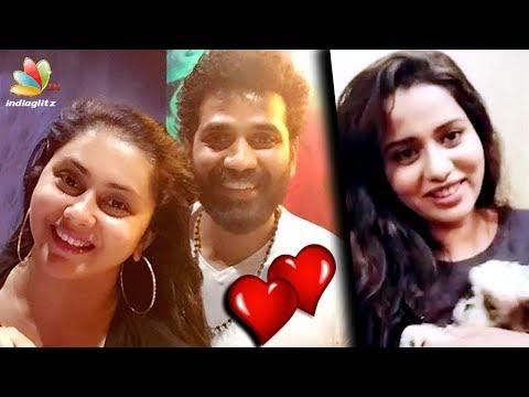 Raiza officially announces Namitha's marriage! | Hot Tamil Cinema News
