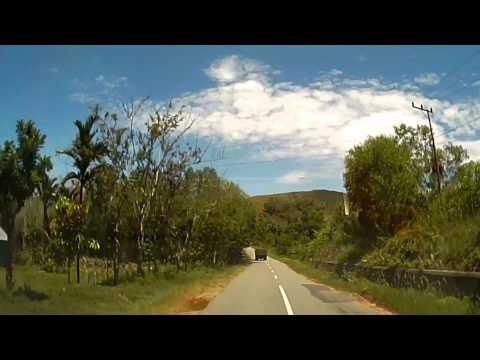 Jayapura to Sarmi, Papua Province(7) パプア州のジャヤプラからサルミへ