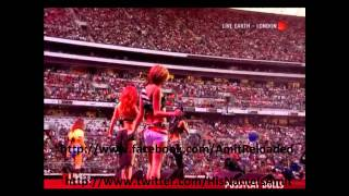 The Pussycat Dolls - Live Earth London Full Concert [HD]