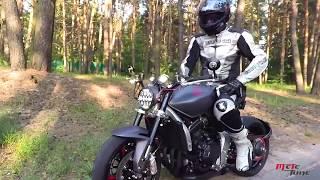 Брутальный мотоцикл Retro Fighter от MeTe Tune