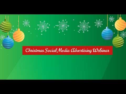 Planning Your Christmas Advertising Campaigns on Social Media