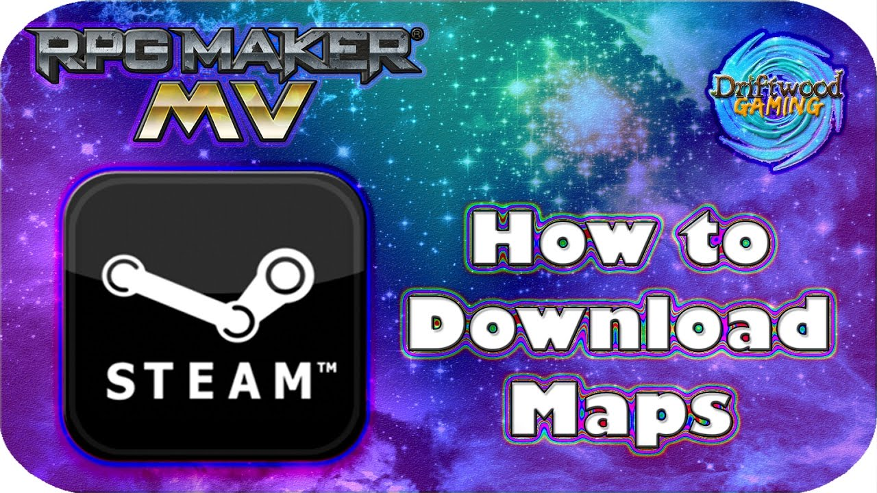 How To Download Maps and Tilesets From Steam | RPG Maker MV Tutorial