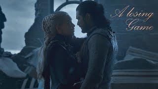 Daenerys & Jon - A Losing Game