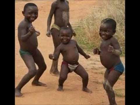 Funny Dance Part-1_Funny African baby dance_ফানি বাংলা ডেন্স