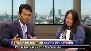 MISSION ON FIRE: Pob txha qhuav with Pastor Cogruaj Lis.