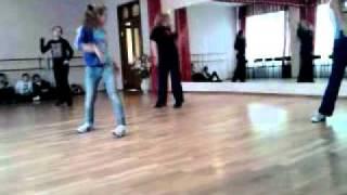 Урок Танцев или Откровения подростков хип хоп))