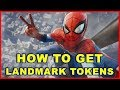 Spider-Man PS4: How to Get Landmark Tokens