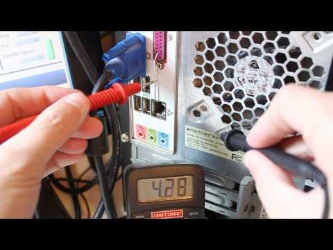 CNC Electronics 5 -Testing the Parellel Port.wmv