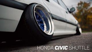 Honda CIVIC Shuttle 4wd / Lowdaily & Makelower
