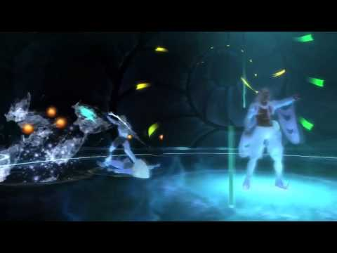 Weird Gaming Moments #9: El Shaddai - Armaros Fight