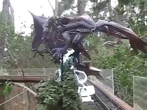 The Dragon Train