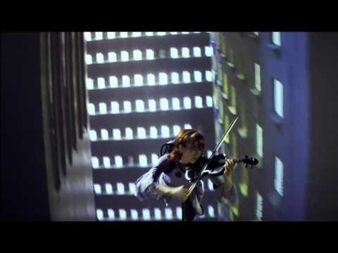 Lindsey Stirling - 'Crystallize' - Live at the YouTube Music Awards (YTMA)