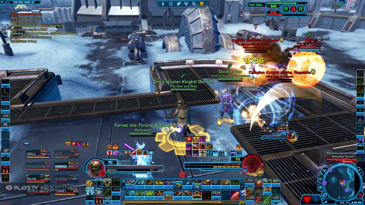 swtor pvp matchmaking Game producer keith kanneg has published swtor roadmap 2018 for this summer, which details the plans for the studio regarding the game's development there will be the nar shaddaa nightlife event with swtor 591 and some pvp improvements coming in the next few months.