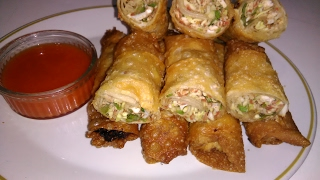 Chiken Chinese Vegetable Roll By King Chef Shahid Jutt thumbnail
