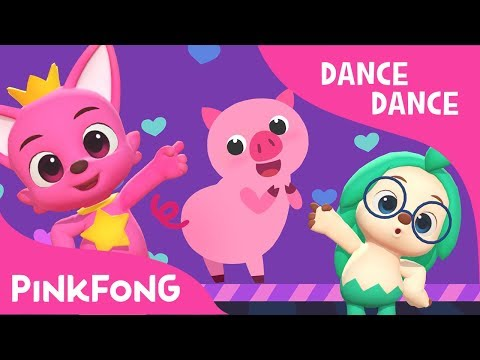Did You Ever See My Tail? | Dance Dance Pinkfong | Pinkfong Songs for Children