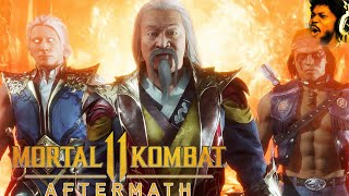 MORTAL KOMBAT IS BACK!!! | Mortal Kombat 11: Aftermath
