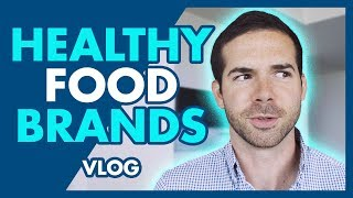 Should I Start The World's Next Great Healthy Food Brand? | Taste Testing Vlog