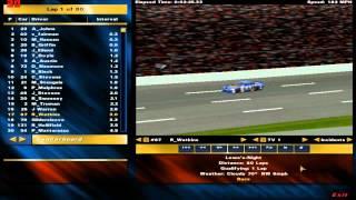 Thrustmaster LAN Speed Challenge-Charlotte 2000