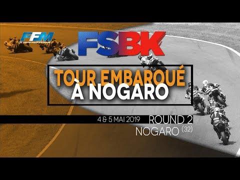 /// TOUR EMBARQUE - NOGARO ///