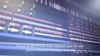Take an Editing Class at PCTV21