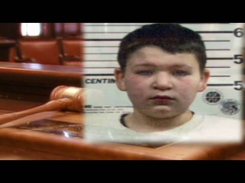 Boy, 12, charged with murder