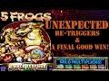 Frog Prince classic slot machine, bonus - YouTube