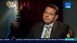 رأي عام - د.علي صادق: برنامج الفضاء المصري تأسس منذ السبعينيات