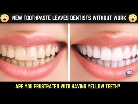 Dentists Could Land Up Without Work Due To This Incredible New Toothpaste