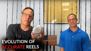 Fish Talk | Evolution of Accurate Fishing Reels