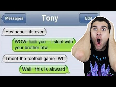 Thumbnail: People Who Got Caught Cheating Over Text!