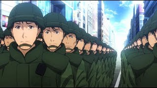 Top 20 Military/War Anime Of All Time