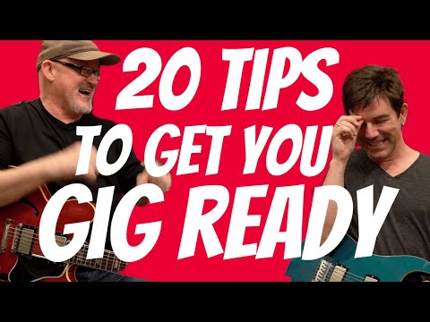 20 guitar TIPS you MUST know to always be READY | Pete Thorn | Tim Pierce