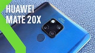 Huawei Mate 20 X, análisis tras un mes de uso: EL MÁS GRANDE de Huawei