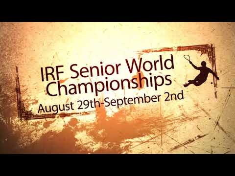 2017 Senior World Championships - 60+ Womens Singles - Gordon (GER) vs Rios (USA)