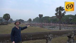Рассвет у храма Ангкор-Ват: эту картинку вы сохраните в памяти на всю жизнь, Камбоджа