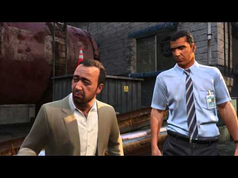 Grand Theft Auto V - Three Wise Monkeys Easter Egg