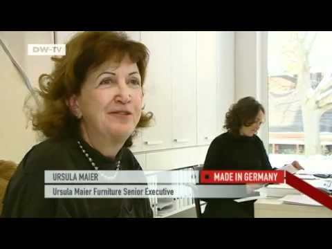 A Century of Fine Furniture: the Ursula Maier company | Made in Germany