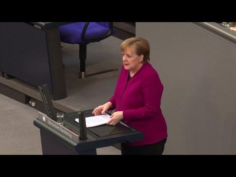 Merkel: la situation à Afrine est