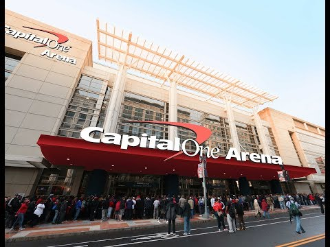 Welcome to Capital One Arena