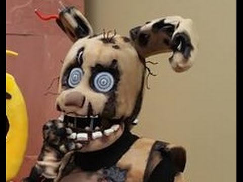 making springtrap