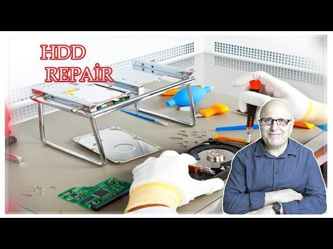 HDD Arızaları Ve Tamiri [Harddisk Sorunları]