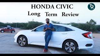 Honda Civic I Long Term Review I Hindi I TrialRoom