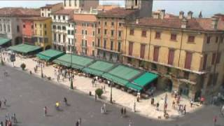 Durch Veronas schöne Altstadt