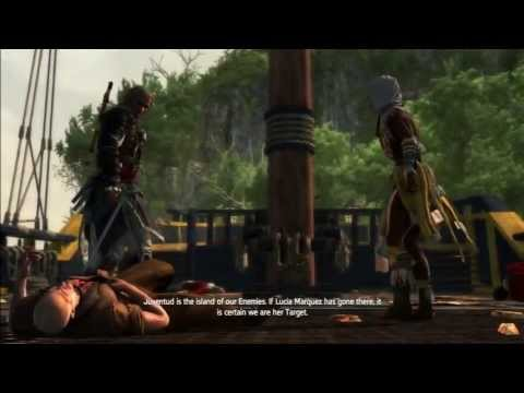 Assassin's Creed 4 Black Flag Adventures - Templar Hunt - Opia Apito - Right Hand Man