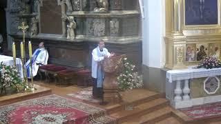 Misje parafialne - nauka ogólna, 8 września 2017, godz. 15.00