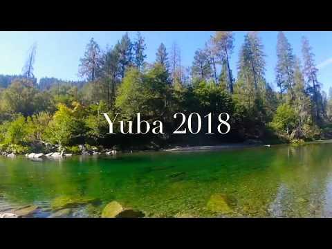 Yuba River Camping 2018