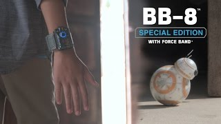 new star wars force band and special edition bb 8 droid by sphero