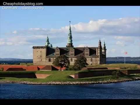 Denmark - island country