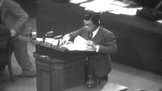 WW2 War Crimes Trials, Tokyo, Japan, April 4,1947 (full)